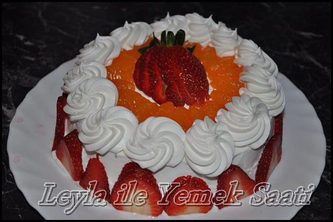 5 Dakikalik Yas Pasta | Leyla ile Yemek Saati