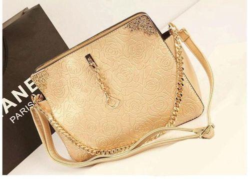 Bag Korea BG4389-Gold | Kaina Fashion