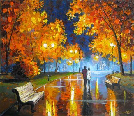 """""""Mariinsky Park"""" by Alexander Bolotov"""