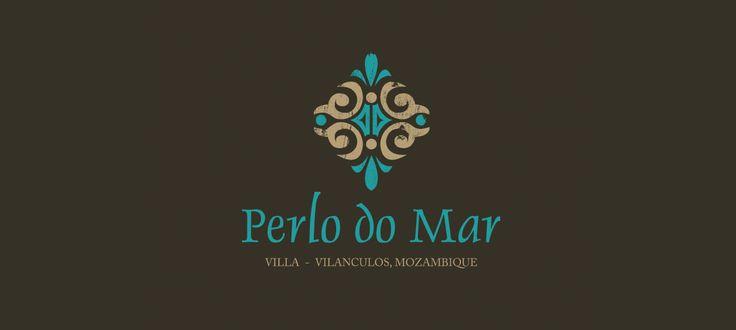 Perlo do Mar Villa: Logo Design and Branding by Electrik Design Agency www.electrik.co.za/