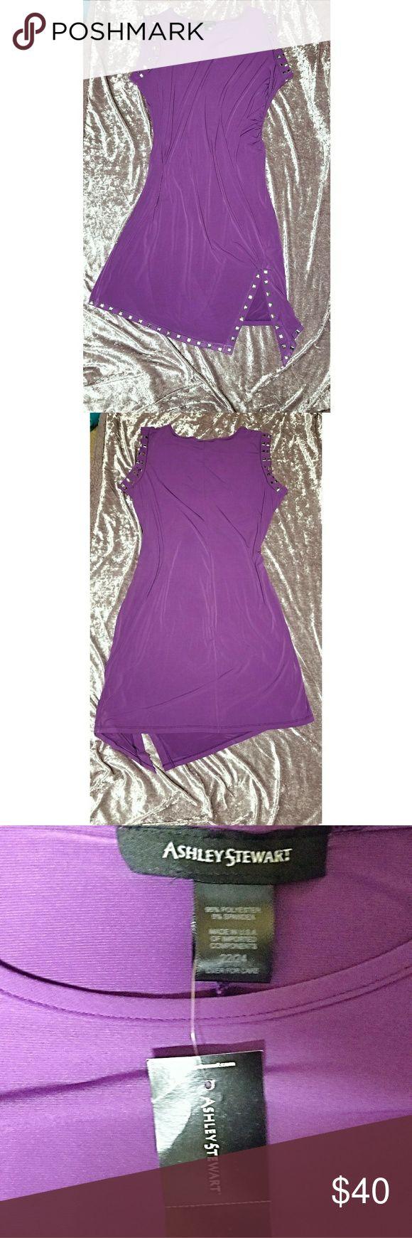 Buy on Poshmark!  Ashley Stewart dress NEW. #shopmycloset #poshmark #fashion #shopping #style #forsale #Ashley Stewart #Dresses & Skirts
