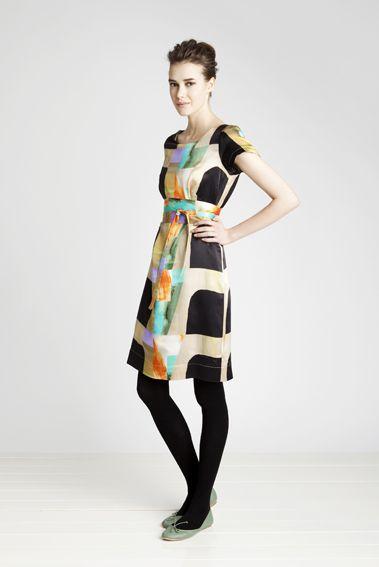 Jenni Rope print design for Marimekko, 2011