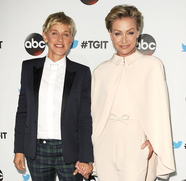 Portia De Rossi Weight: 1000+ Images About ELLEN AND PORTIA On Pinterest