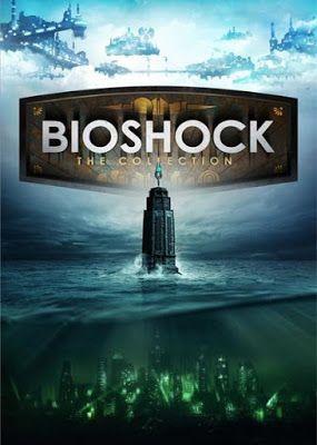 BioShock PC Cover