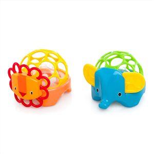 Bright Starts Oball Rollie Rattles Çıngıraklı Hayvancıklar Dünyanın önde gelen markalarından Bright Starts bebeklerinizi eğlenceli oyunlar ile gelişmeye davet ediyor birbirinden şık ve muhteşem ürünleri mağazalarımızdan temin edebilirsiniz