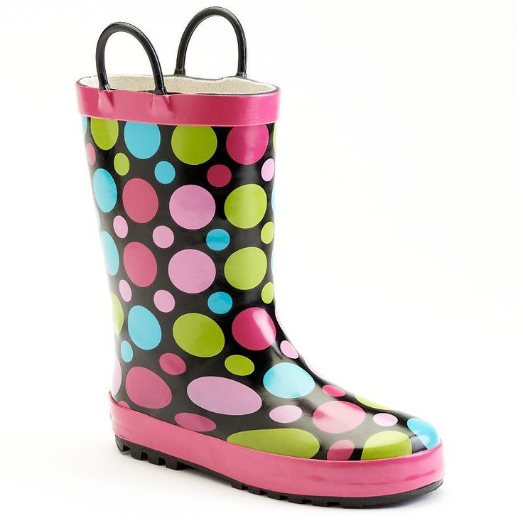 25  best ideas about Girls rain boots on Pinterest | Stylish rain ...