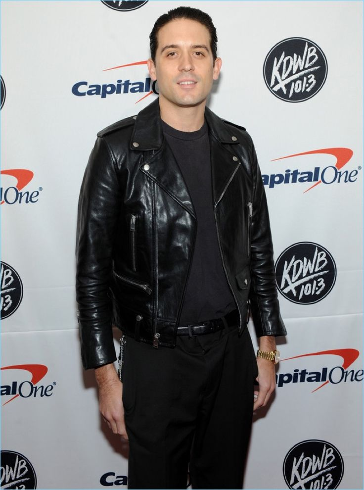 G-Eazy Makes a Style Statement in Saint Laurent Jackets