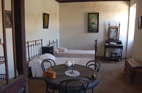 Casa museo de nuestra gran poetísa Gabriela Mistral,ciudad de Vicuña,CHile.