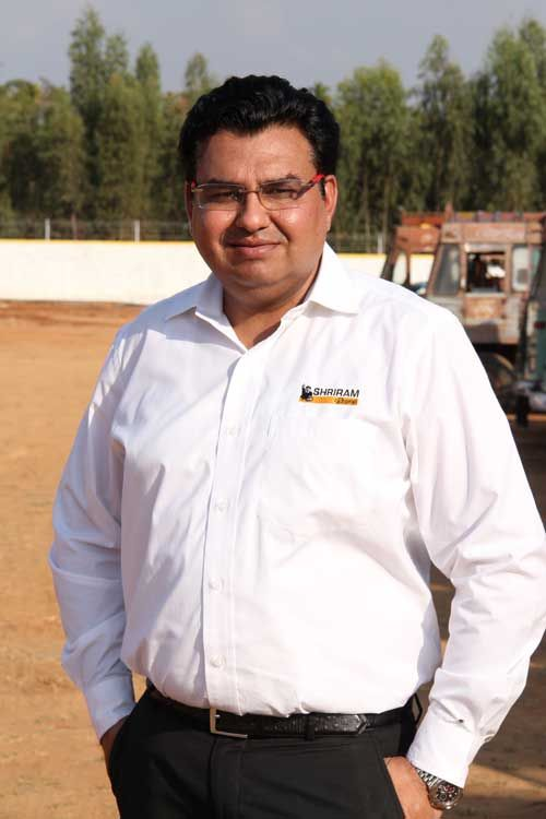 Sameer Malhotra at Yard , CEO, Shriram Automall