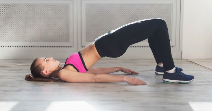 Follow Jessica Valant's step-by-step guide and strengthen your glutes, hamstrings and back muscles with just one move!
