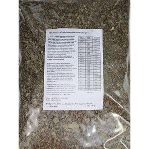 Alginit - přírodní minerální eko-bio hnojivo