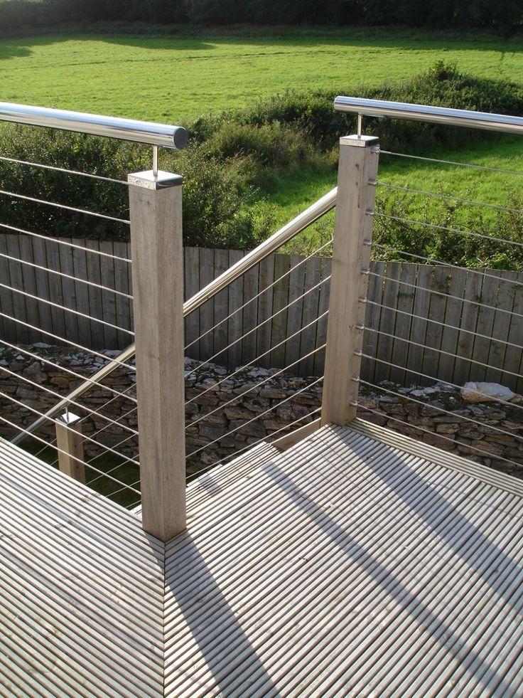 Decking Balustrade Wires