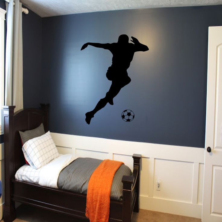 2090 best soccer images on pinterest | boy bedrooms, bedroom ideas