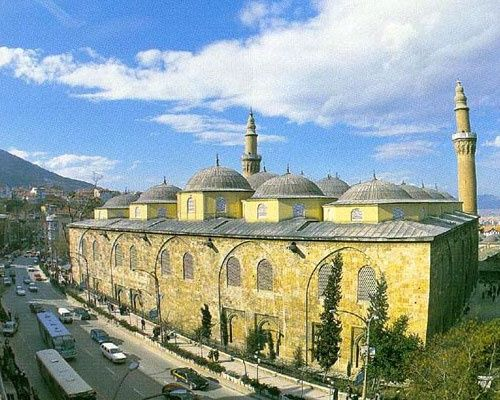 Bursa Grand Mosque (Bursa) Turkey