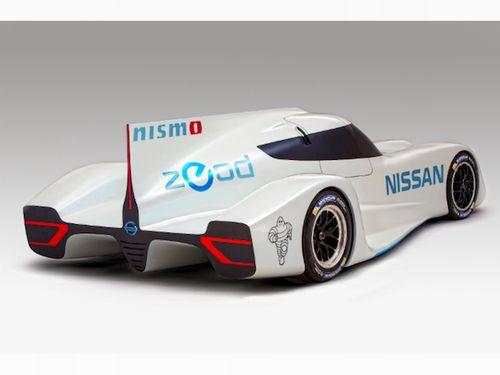 Nissan ZEOD RC, la voiture électrique la plus rapide
