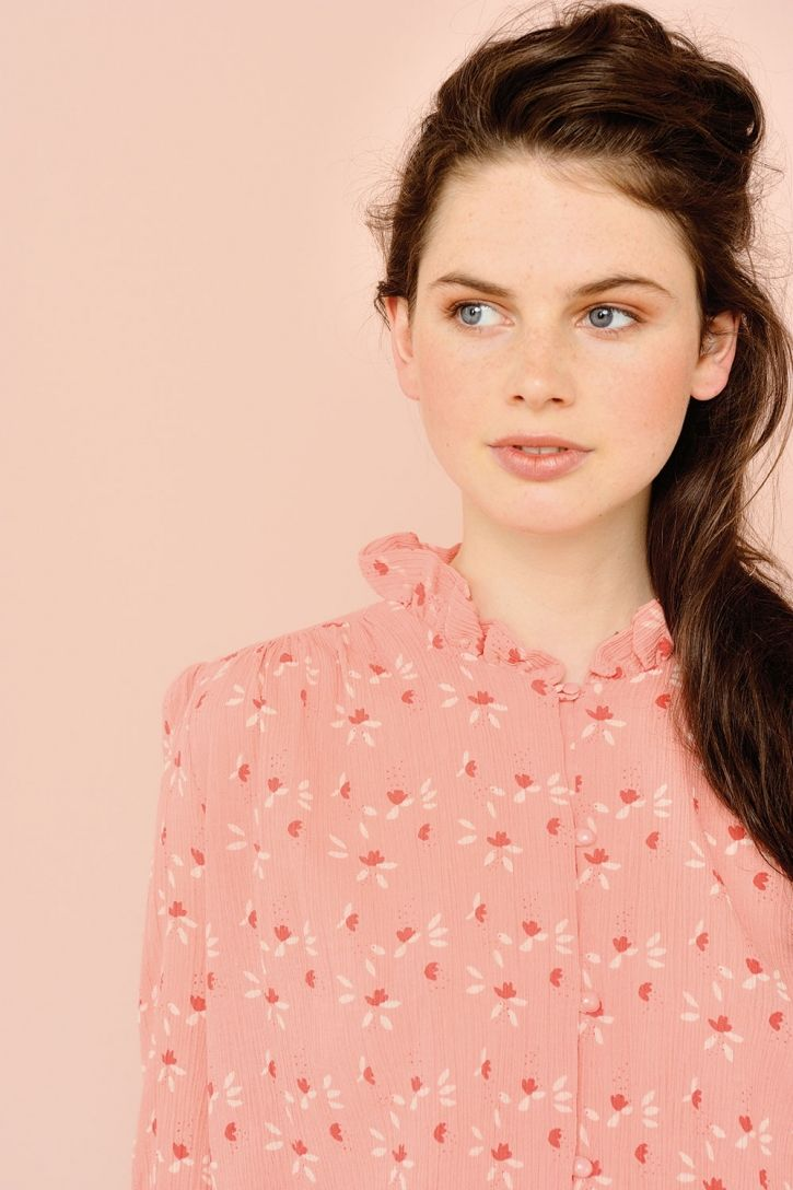 blouse samy jasmin 100 coton crepon