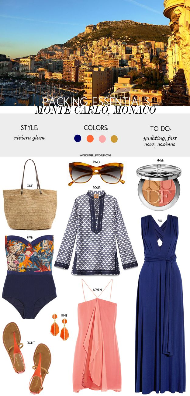 ONE: Bop Basics ibiza tote TWO: Elizabeth and James sunglasses THREE: Dior blush/bronzer duo FOUR: Tory Burch tunic FIVE: Zimmermann swimsuit SIX: Tart maxi dress SEVEN: Halson Heritage silk dress EIGHT: Sergio Rossi sandals NINE: Jeweliq earrings My husband is an avid Formula 1 fan so I watched part of the Monaco Grand Prix with …