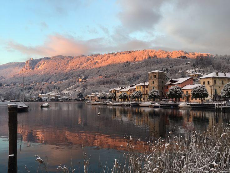 Pella - Lake Orta - Italy