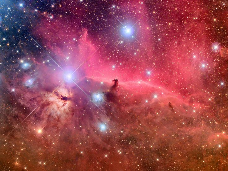 Free ORIONS BELT AND THE HORSEHEAD NEBULA Wallpaper - Download The ...