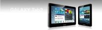 Samsung Galaxy Tab. Love that thing