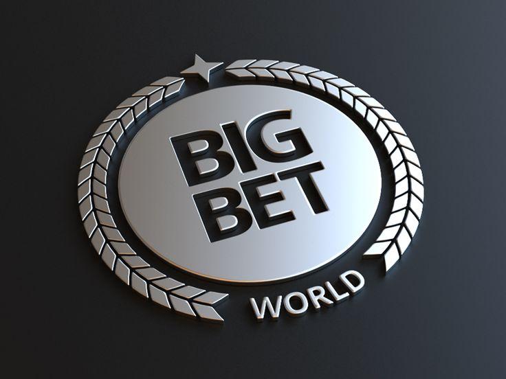 3d logotype for sport betting brand.