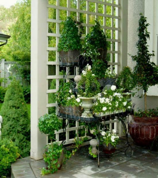 135 Best Images About Garden Vignettes On Pinterest