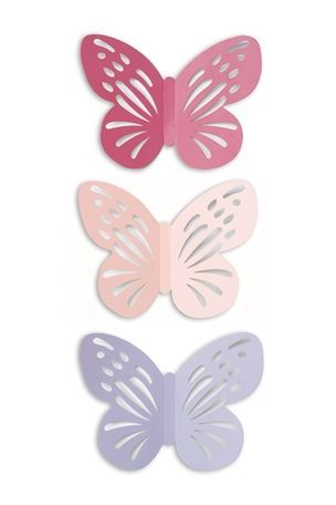 Buy Embellished Butterfly Cards Set Of 6 from the Next UK online shop