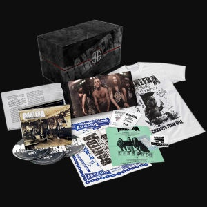 Pantera Cowboys from Hell  | Cowboys From Hell The Ultimate Edition Box Set | Shop the Pantera Official Store