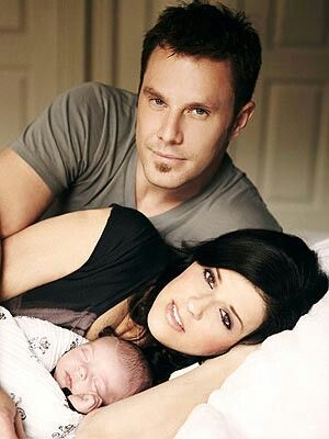 Little Big Town's Jimi Westbrook and Karen Fairchild Westbrook with their son Elijah