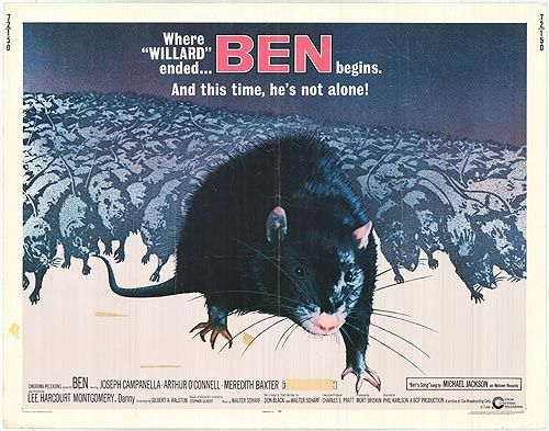Willard and Ben to Make DVD and Blu-ray Debuts   Ravenous rat classics Willard and Ben coming on May 16th 2017 from Scream Factory  The furry little menaces from the genus Rattus are something to be feared in the repellent rodent films Willard and Ben. Making their Blu-ray and DVD debuts May 16th 2017 from Scream Factory these two twisted tails feature brand-new bonus material including new scans new audio commentary and interview with actor Bruce Davison new audio commentary and interview…