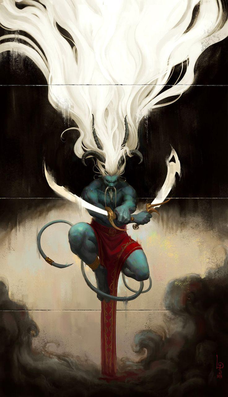 Demon by LucasParolin on deviantART