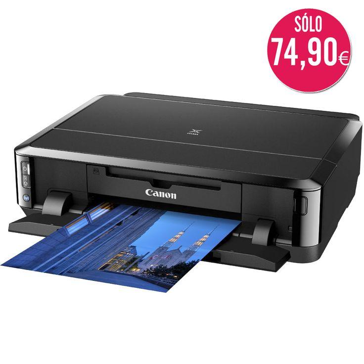 Impresora chorro de tinta CANON Pixma iP7250  #IMPRESORAS #OFERTAS #CANON