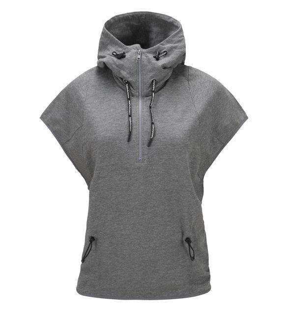 Peak Performance Women's Tech Lite Sleeveless Zipped Hood #vermontfashion