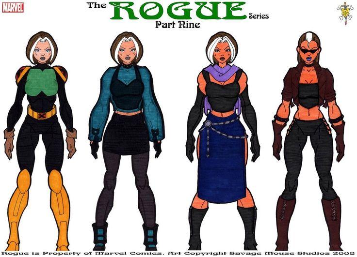 Rogue Series: Part Nine by ~SavageMouse on deviantART