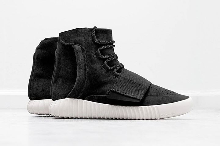The Adidas Yeezy Boost 750 Black is rumoured to release on 5th December! http://ift.tt/1S19h4e