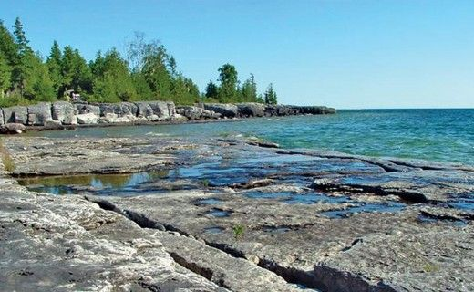Manitoulin Island - Known as Lake Huron's greatest treasure, a rocky island that's home to historic towns,