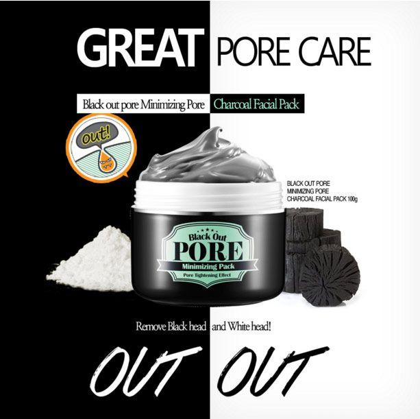 Secret Key Black Pore reinigende Maske - Asiatische vor allem koreanische Kosmetik. Tipps schöne Haut.