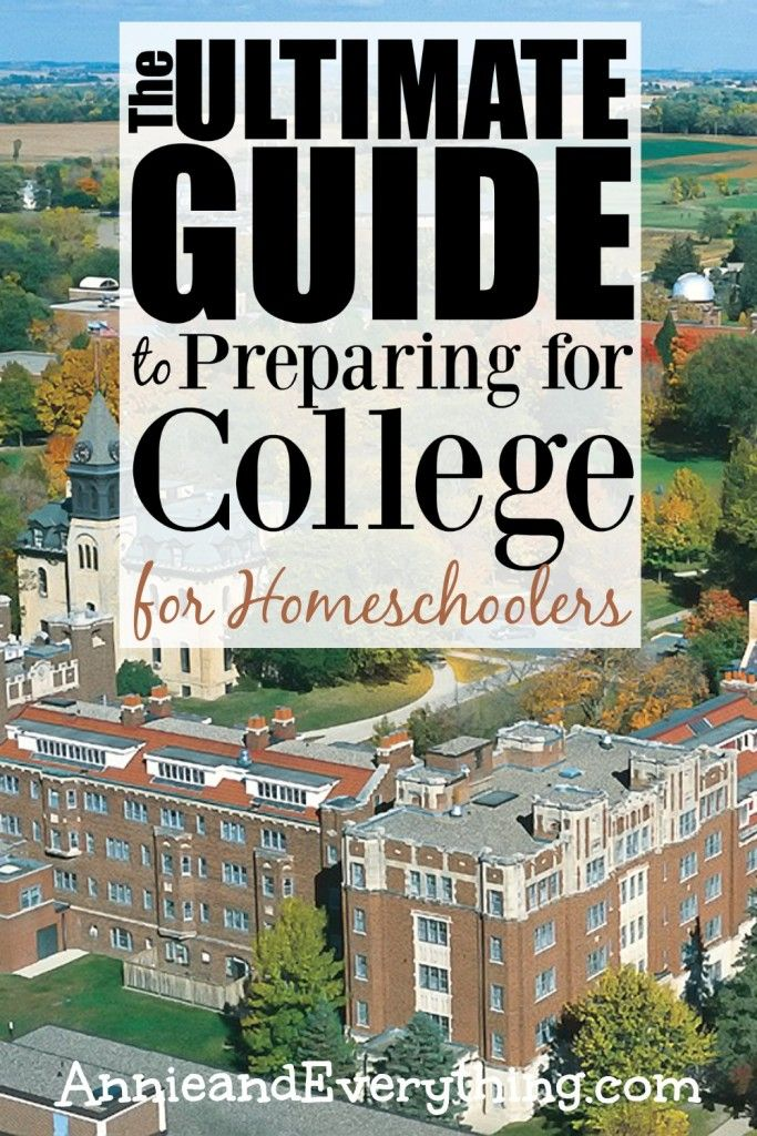Does the thought of preparing for college with your homeschooled highschooler intimidate you? Look no further for all the info you need to be successful meeting all the requirements. I've compiled lotsa articles from all over the web to reassure you today!