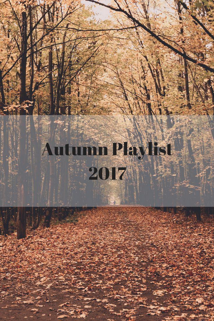 *Nouvel article!*  Je vous partage ma playlist d'automne pour vous mettre dans le mood!  #fall #playlist #autumn #autumnplaylist #bloggeuse #music #frenchblogger #fallplaylist