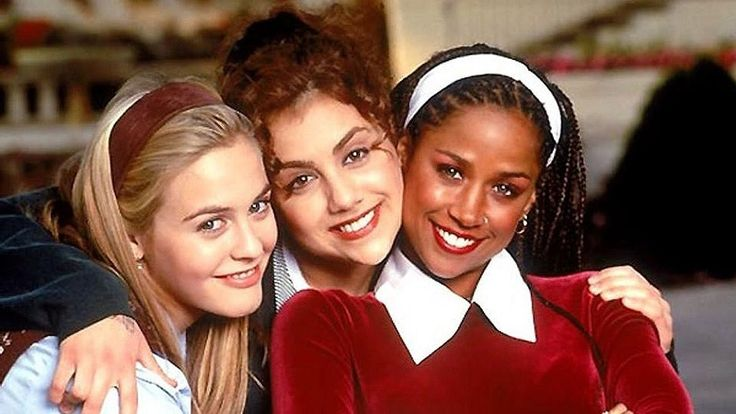 Clueless (1995) Dir: Amy Heckerling Stars: Alicia Silverstone, Stacey Dash, Brittany Murphy, Paul Rudd  A rich high school student tries to boost a new pupil's popularity, but reckons without affairs of the heart getting in the way  Watch the movie here: http://www.watchfree.to/watch-a14-Clueless-movie-online-free-putlocker.html