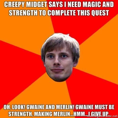 Image result for merlin meme