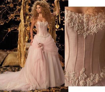 Victorian wedding-dresses