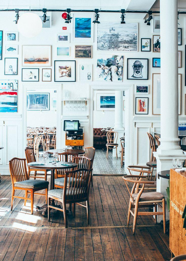 Taverna Averna Kristin Lagerqvist 9594 Interiores Pinterest Interiors Spaces And Cafe Shop
