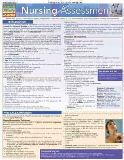 Nursing Assessment (Cards)
