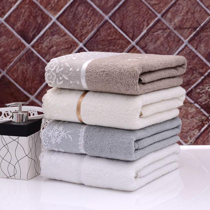 bath towel lace - Recherche Google
