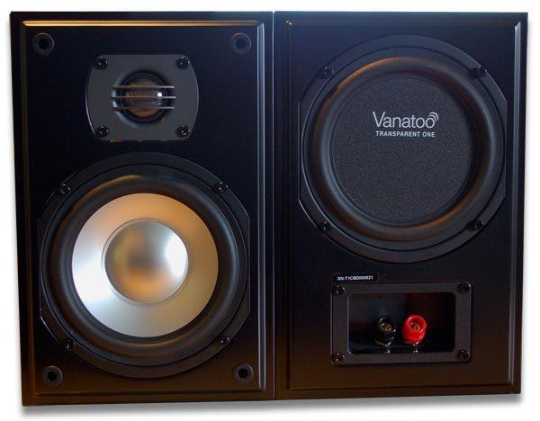 Vanatoo Transparent One Powered Speakers | AudioStream