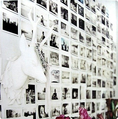 Pola wall : we love it! #DIY #deco:
