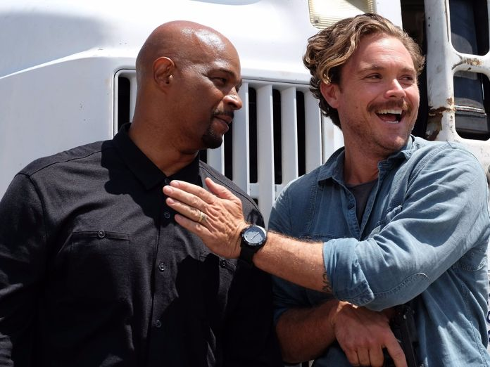 """""""LETHAL WEAPON"""" SEASON TWO (FOX)  -  TV shows that are coming back for another season  -  April 28, 2017"""