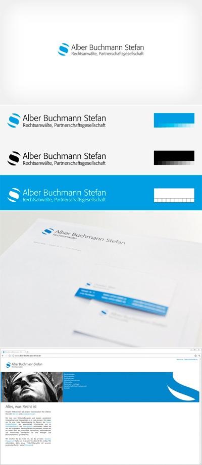 #branding | law firm Alber Buchmann Stefan