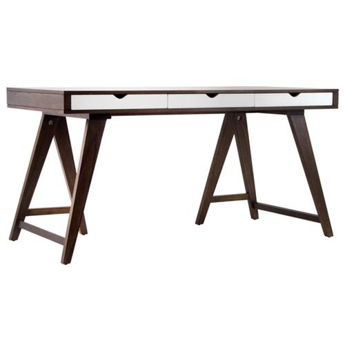 Trestle Desk / Nood $399 #desk #office #officespace #work
